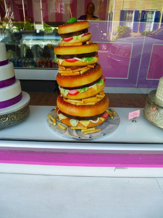 Burger Kuchen