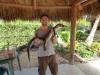 Max und Aligator